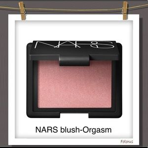 NARS blush in color Orgasm